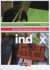 Index 2e fase havo De Nederlandse economie