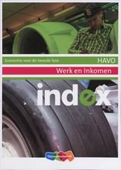 Index 2e fase havo Werk en Inkomen