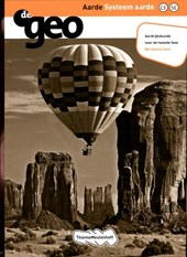 De Geo Aarde systeem aarde havo tweede fase Werkboek