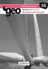 De Geo 3/4 vmbo-kgt Werkboek SE Bronnen van Energie