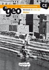 De Geo 3/4 vmbo-kgt Werkboek CE Water