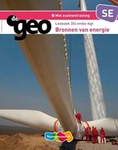 De Geo 3/4 vmbo-kgt Lesboek SE Bronnen van Energie