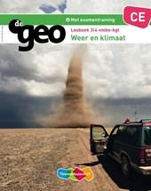 De Geo 3/4 vmbo-kgt Lesboek CE Weer en Klimaat