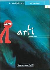 Arti 1 Havo/vwo Praktijkboek tekenen
