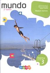 Mundo Toerisme  leerjaar 1/ lwoo-bk Themaschrift 3 Toerisme