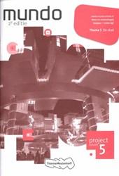Mundo Leerjaar 1 vmbo-kgt Projectschrift 5 De stad
