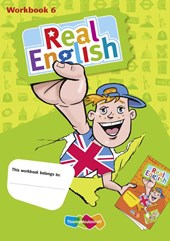 Real English, Workbook 6 (set a 5 ex.)