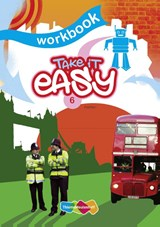 Take it Easy Workbook 6 (set a 5ex) | auteur onbekend |