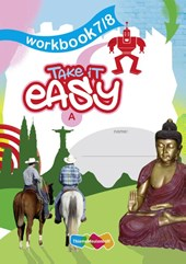 Take it Easy Workbook 7/8A (set a 5ex) |  |