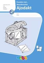 Ajodakt Taal, Puzzelen met Wrdsch gr5, Werkboek 5 ex