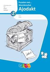 Ajodakt taal 7 Puzzelen met woordenschat wb (5ex)