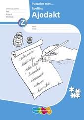 Ajodakt Taal, Puzz met spelling gr6, Werkboek 5 ex