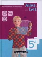 Alles telt-2e dr Leerlingenboek 5A