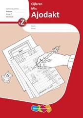 Ajodakt Rekenen Cijferen Mix 5 ex / Groep 7 / deel Werkboek