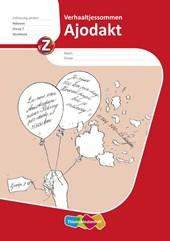 Ajodakt Rekenen, Verhaaltjessommen gr6, werkboek 5ex