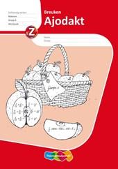 Ajodakt (5ex) Reken breuken groep 6  Werkboek