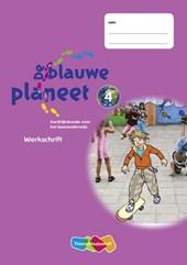 De Blauwe Planeet 5 ex / 4 / deel Werkschrift