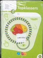 Topklassers, Wetenschap, BreinWijzer, Werkboek, groep 5-6(set 5 ex.)
