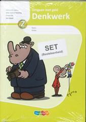 Denkwerk, Omgaan met geld, werkboek groep 5-6 (set a 5 ex).