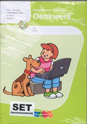 Denkwerk Omgaan met internet 5 ex / Gr 3-4 / deel Werkboek