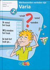 Varia Spelling Werkwoorden verleden tijd