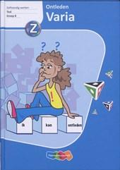 Varia Groep 8 Ontleden Leerlingenboek