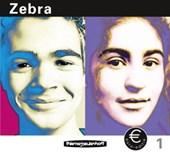 Zebra 1 Audio-CD's (3 cds in set a 5 ex)