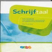 Schrijftaal leer-/werkboek