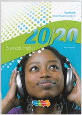 20/20 Business English Handboek N3-4 sector Economie