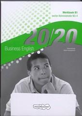 20/20 Business English Sector administratie N3-4 Werkboek B1