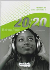 20/20 sectrow Economie N3-4 Werkboek A2