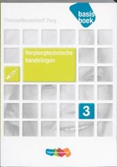 ThiemeMeulenhoff Zorg Verpleegtechnische handelingen niveau 3 Basisboek