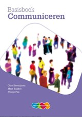 Basisboek Communiceren 3e dr |  |