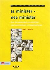 Overheidsmanagement Ja minister, nee minister