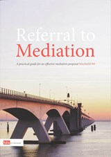 Referral to mediation | M. Pel |