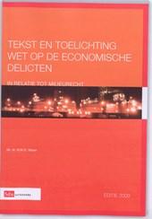 Wet op de economische delicten 2009