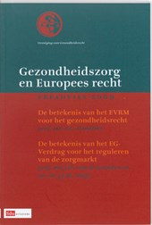 Gezondheidszorg en Europees recht