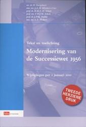 Modernisering van de Successiewet 1956