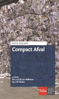 Compact Afval editie 2018-2019   auteur onbekend  