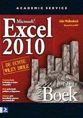 Excel 2010  het complete handboek