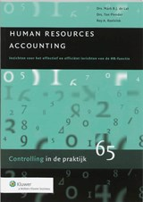 Human Resources Accounting | M.B.J. de Lat ; T. Plender ; R.A. Roelvink |