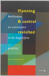 Planning & control revisited