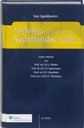 Van Apeldoorn's Inleiding tot de studie van het Nederlandse recht