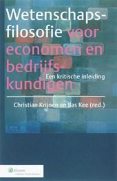 Wetenschapsfilosofie voor economen en bedrijfskundigen