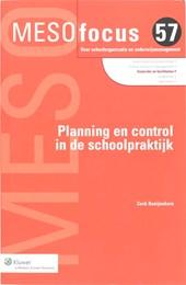 Planning en control in de schoolpraktijk