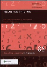 Controlling & auditing in de praktijk Transfer pricing | A. Hosman |