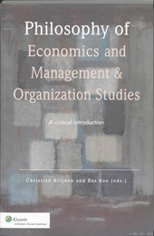 Philosophy of economics and management & organization studies |  |