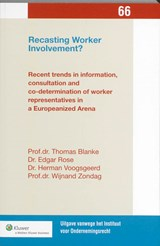 Recasting worker involvement | T. Blanke ; Thomas Blanke |