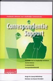Correspondentie Support