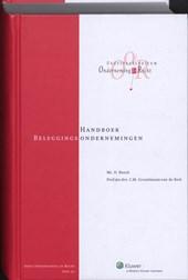Onderneming en recht Handboek Beleggingsondernemingen